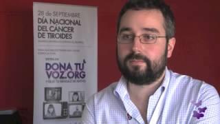 El manejo del cáncer de tiroides _ Entrevista Dr Aller Pardo - Javier Aller Pardo
