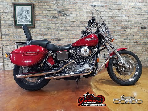 1999 Harley-Davidson FXDL Dyna Low Rider in Big Bend, Wisconsin - Video 1