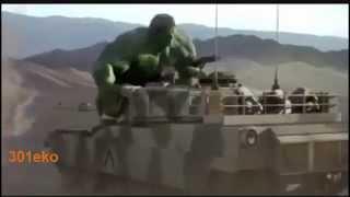 Arya Wiguna-Demi Tuhan (Hulk Movie Version)