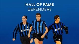 INTER HALL OF FAME 2018 | Bergomi - Facchetti - Zanetti
