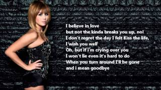 Miley Cyrus - See You In Another Life /\ Lyrics On A Screen