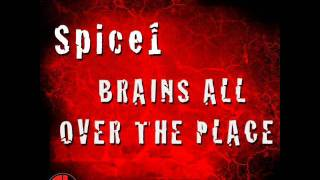 Brains All Over the Place - Spice 1 [ Brains All Over the Place - Single ]
