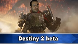 Παίζουμε την beta του Destiny 2