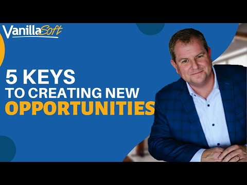 , title : '5 Keys to Creating New Opportunities - Mike Weinberg - INSIDE Inside Sales - bit.ly/subscribe-iis