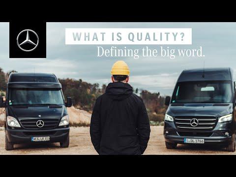 Calidad Mercedes-Benz Vanes