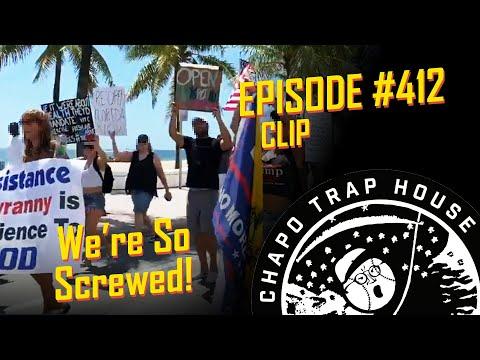 Anti-Mask Madness | Chapo Trap House | Episode 412