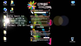 How To Create A Bootable USB Stick With Linux Live USB Creator (LiLi)