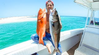 YBS Lifestyle Ep 47 - A Day Spearfishing Remote Australian Islands