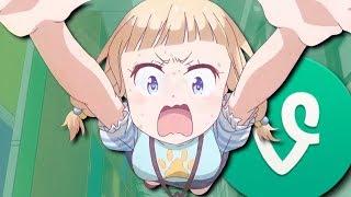 Anime Vines / Crack AHHHGH! #176