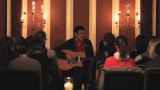 "Damien Jurado - ""Silver Catherine"" Live at The Warehouse"