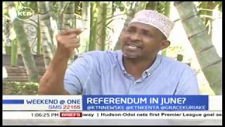 ADEN DUALE: BBI referendum in June as suggested by Raila Odinga is totally impossible