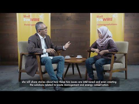 Shell LiveWIRE Indonesia Ecobiogas