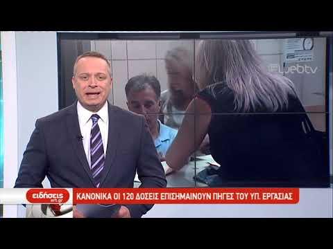 Τίτλοι Ειδήσεων ΕΡΤ3 1900 | 27/02/2019 | ΕΡΤ