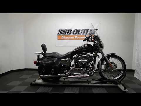 2006 Harley-Davidson Sportster® 1200 Custom in Eden Prairie, Minnesota