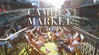 3香港特約:世界又飛啦:倫敦之旅(第六集)- Camden Market食買玩