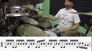 Alex Smirnov   Mike Johnston Style Drum Fill