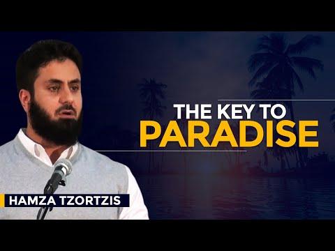 The Key to Paradise - Hamza Tzortzis