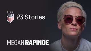 One Nation. One Team. 23 Stories: Megan Rapinoe