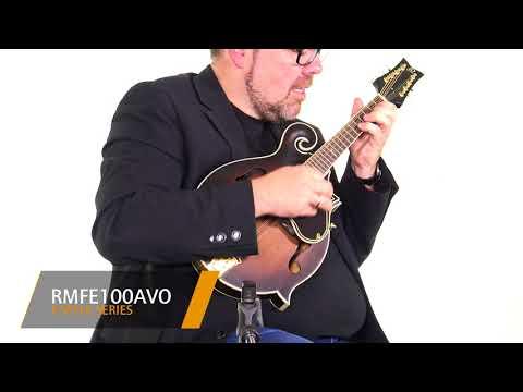 ORTEGA RMFE100AVO Elektroakustická mandolína