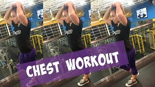 Chest Workout, Perk Up Your Boobs | Valerie Rocio