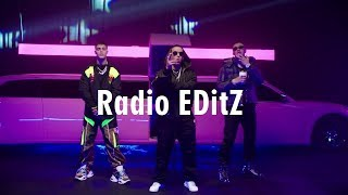 Lunay - Soltera Remix (Clean Version) Daddy Yankee, Bad Bunny [Radio Editz]