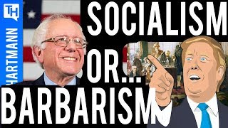 Bernie Sanders On How Democratic Socialism Can Save America