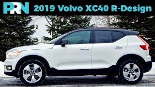 2019 Volvo XC40 T5 AWD R-Design