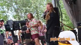 FRENZAL RHOMB - Cunt Act @ Rockfest, Montebello QC - 2017-06-24