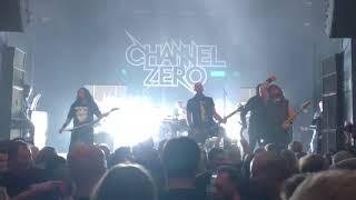 Black Fuel Mosh pit Vooruit Channel Zero