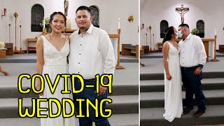 OUR CATHOLIC WEDDING CEREMONY   AFTER 10 YEARS!