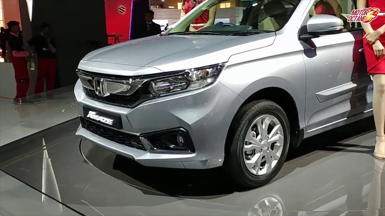 Motoroctane Youtube Video - Honda Amaze 2018 EXCLUSIVE details Hindi mein | MotorOctane