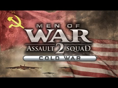 Men of War: Assault Squad 2 - Cold War - Announcement Trailer [RTS] thumbnail