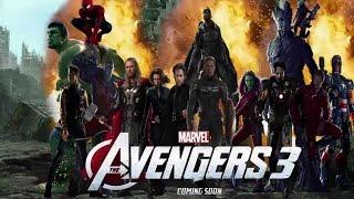 Os Vingadores 3 Guerra infinita parte 1 - Trailer Official