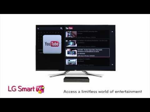 LG SP820 SMART TV