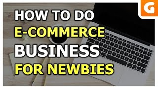 How To Do Ecommerce Business Tutorial For Beginners & Newbies 2016 to 2017