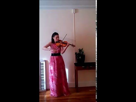 Sofia Zaitseva performance sample