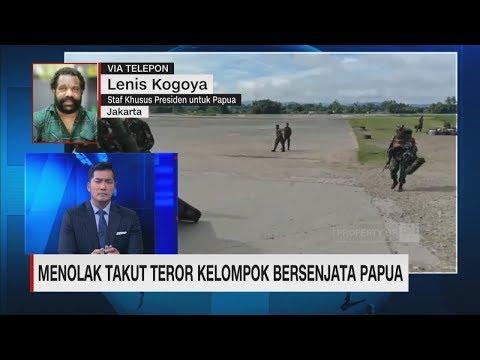 Lenis Kogoya: Peristiwa Penembakan di Papua Musibah, Tak Ada Kaitannya dengan Ideologi