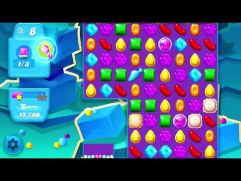 Vidéo Candy Crush Soda Saga