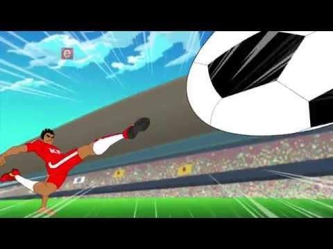 Supa Strikas Season 3 Promo - Soccer Adventure Series