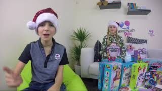 HappyKids Play [E34 CHRISTMAS SPECIAL - GIVEAWAY]