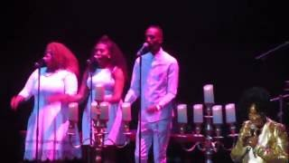 Gladys Knight & Avehre - If I Were Your Woman / When I Was Your Man ... Royal Albert Hall, July 2016