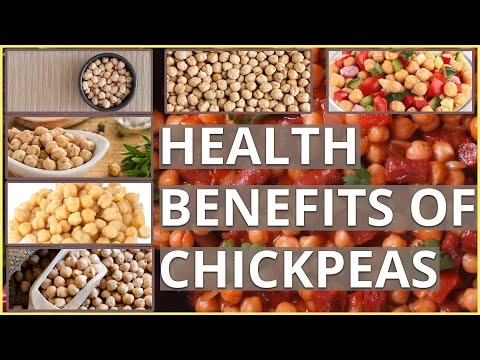 Chickpeas Health benefits Report