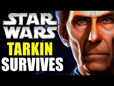 Star Wars Lore - What if Tarkin SURVIVED the Death Star?
