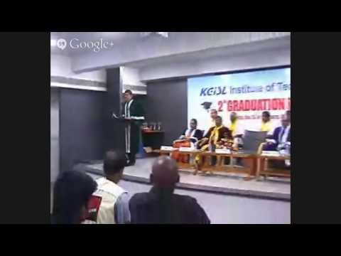 KGISL Institute of Technology video cover1