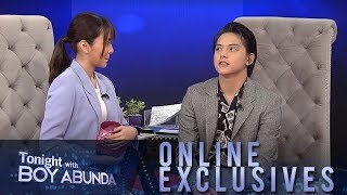 TWBA Online Exclusive: Kathryn Bernardo and Daniel Padilla