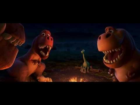"The Good Dinosaur Movie Clip ""Butch's Scar"" - Pixar Animation"