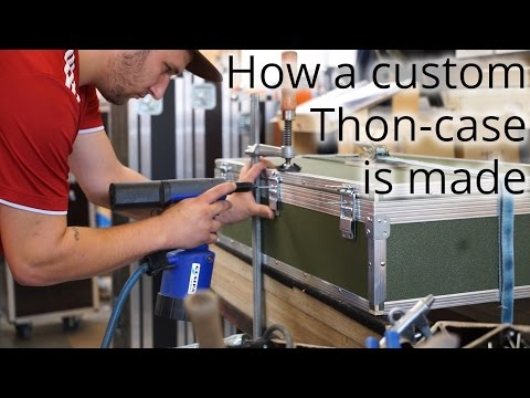 Thon Case Factory: How a custom case is made