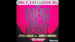 Javi Mula Feat. Juan Magan - Kingsize Heart (DJ Amor Remix)