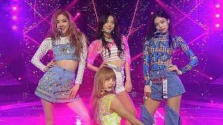 《DREAMLIKE》 BLACKPINK(블랙핑크)   FOREVER YOUNG @인기가요 Inkigayo 20180722