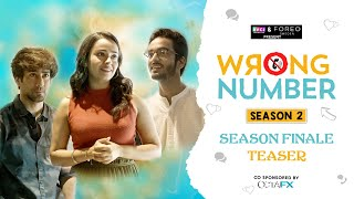 Wrong Number S02 | Season Finale & Song Teaser | Sonu Nigam | RVCJ Originals